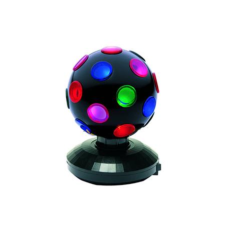 Φωτεινή Disco Μπάλα 12cm Olympia MLB 16