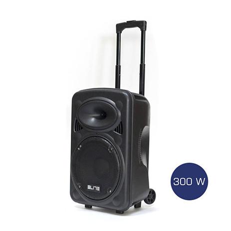 Φορητό Ηχείο Bluetooth με Ενισχυτή & Ασύρματο Μικρόφωνο Elite PS-10 hlektrikes syskeyes texnologia eikona hxos hxeia