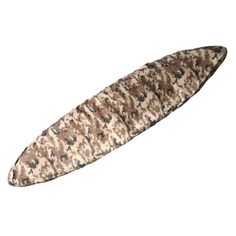 Κάλυμμα για Καγιάκ έως 3,9 Μέτρα Καφέ (0500-0851ΒR) khpos outdoor camping ualassia spor ajesoyar
