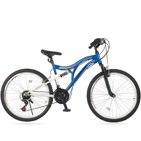 """Ποδήλατο Vision Kings GT 26"""" Suspension 21 Ταχυτήτων MTB Μπλέ paixnidia hobby podhlata andrika"""