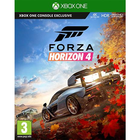 Forza Horizon 4 - XBox One Game gaming games paixnidia xbox one
