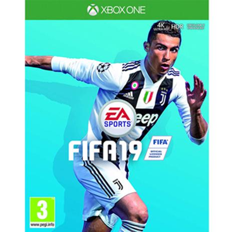 FIFA 19 - XBox One Game gaming games paixnidia xbox one