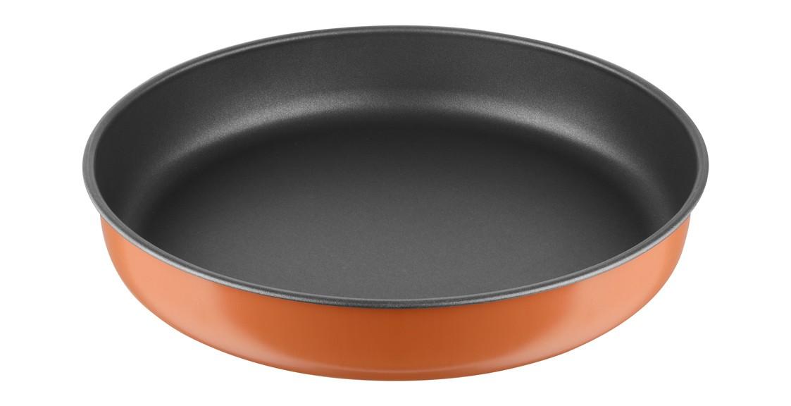 Ταψί Στρογγυλό Αντικολλητικό No 35 PAL 40000891 Πορτοκαλί