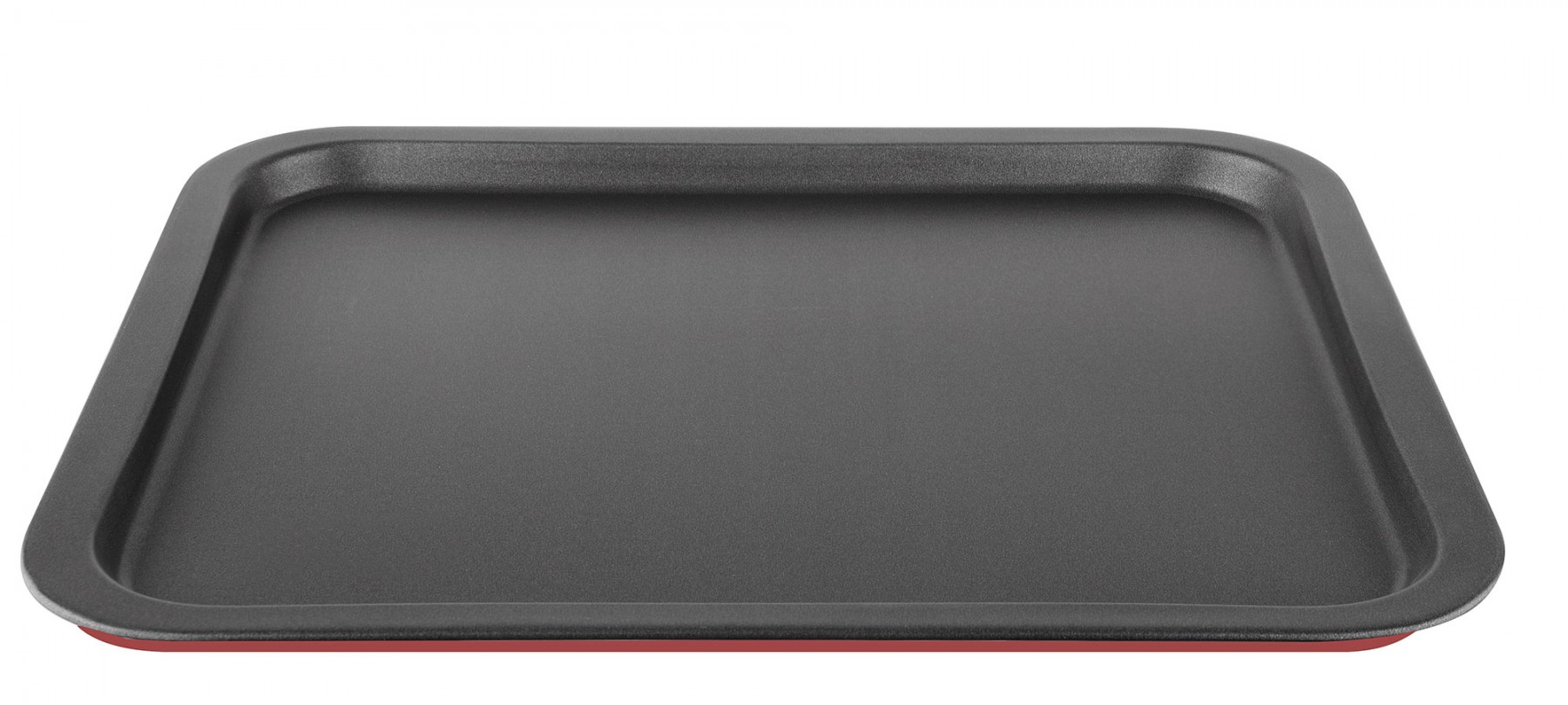 Ταψί Ζαχαροπλαστικής Αντικολλητικό 43x37 Ορθογώνιο PAL 40000881 Κόκκινο