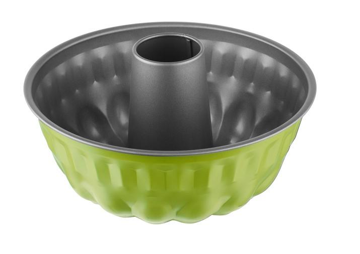 Φόρμα Αντικολλητική Κέικ Βαθιά Στρογγυλή 23cm PAL Colors 50000497 Πράσινη spiti mageirika skeyh formes