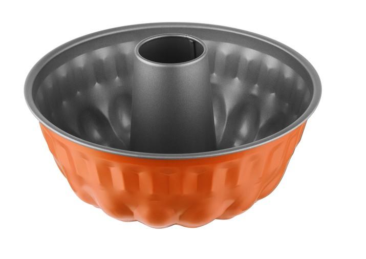 Φόρμα Αντικολλητική Κέικ Βαθιά Στρογγυλή 23cm PAL Colors 50000498 Πορτοκαλί spiti mageirika skeyh formes