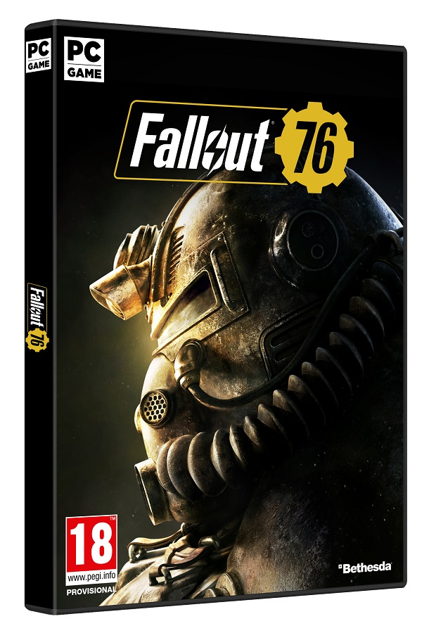 Fallout 76 - PC Game gaming games paixnidia pc