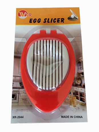 Αυγοκόφτης Πλαστικός με Μαχαίρια Inox Home&Style 7352044-240