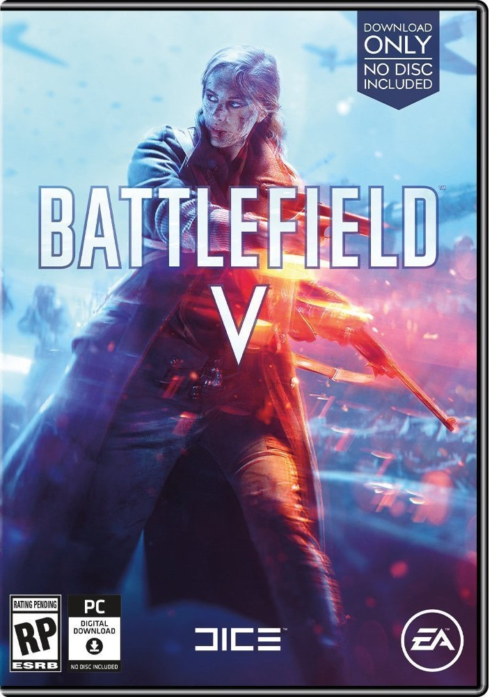Battlefield V - PC Game gaming games paixnidia pc