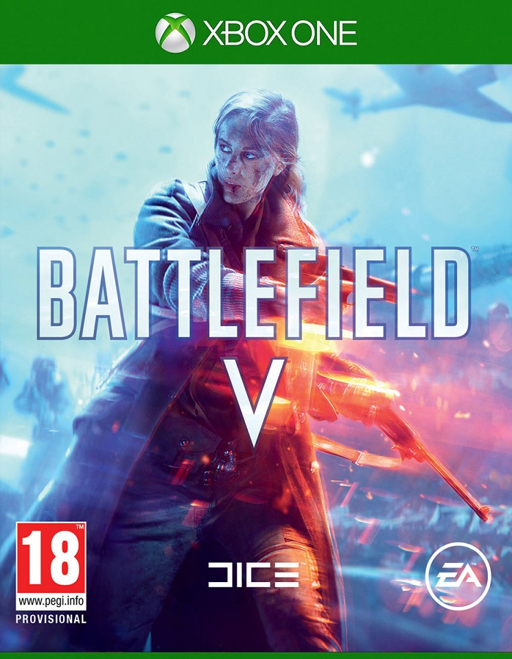 Battlefield V - XBox One Game gaming games paixnidia xbox one