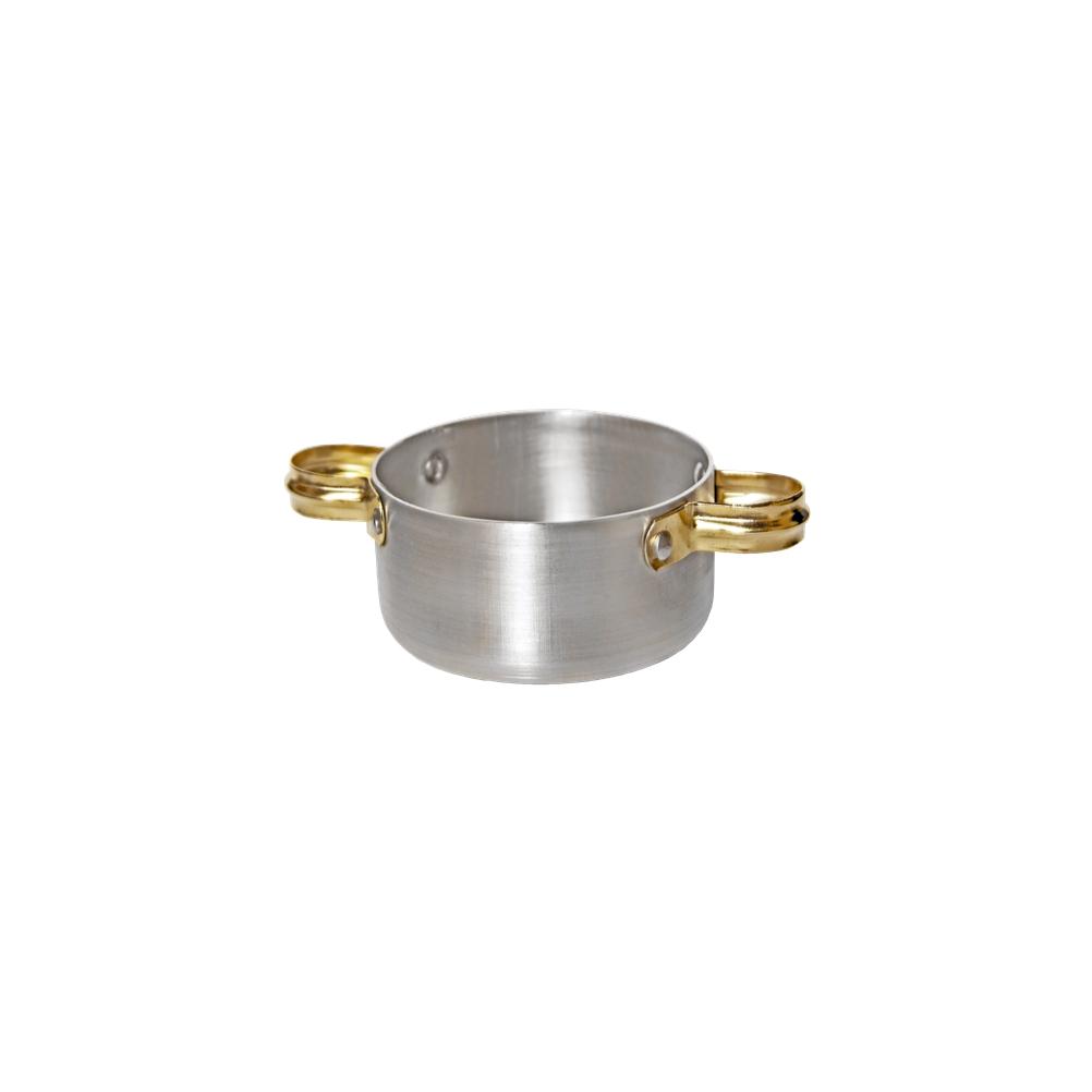 Κατσαρολάκι Αλουμινίου Φ8cm 05-9208
