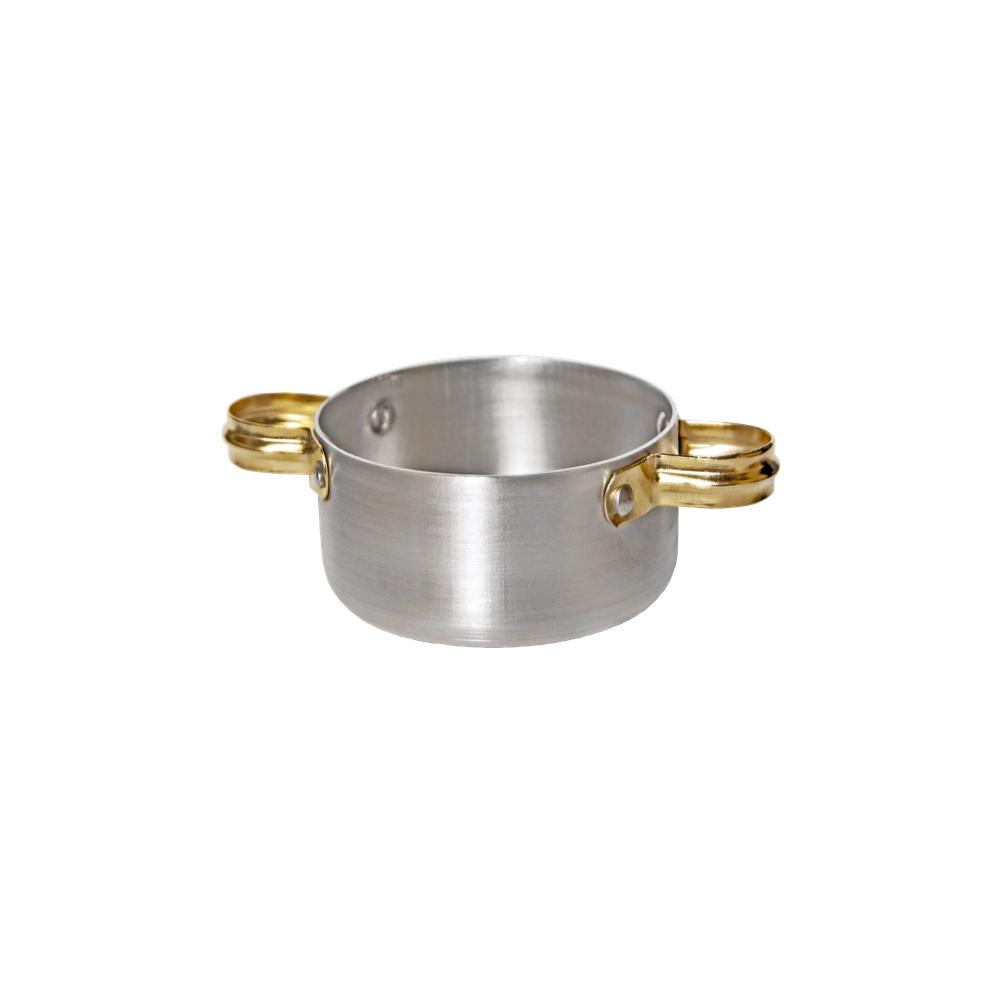 Κατσαρολάκι Αλουμινίου Φ10cm 05-9310