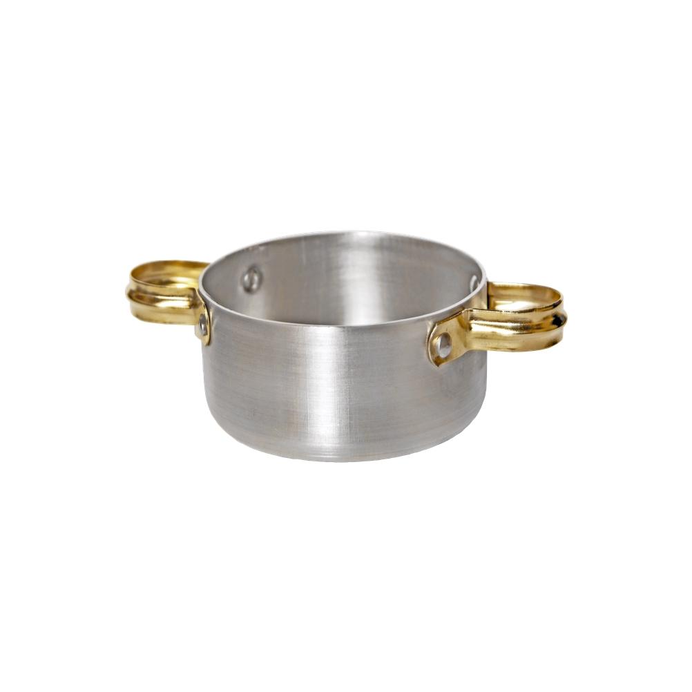 Κατσαρολάκι Αλουμινίου Φ12cm 05-9312