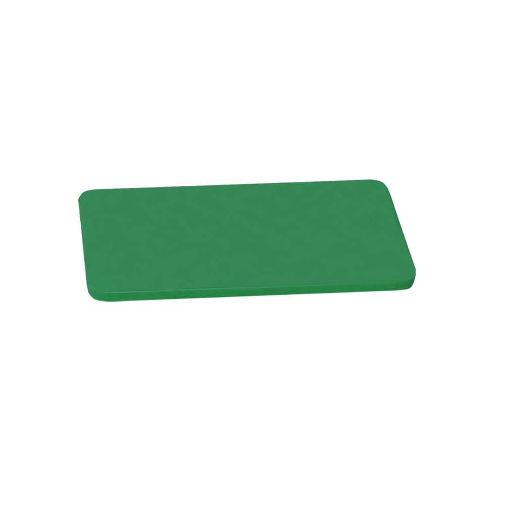 Πλάκα Κοπής Πολυαιθυλενίου 40x24x1cm 000.0Π4/GN Πράσινη