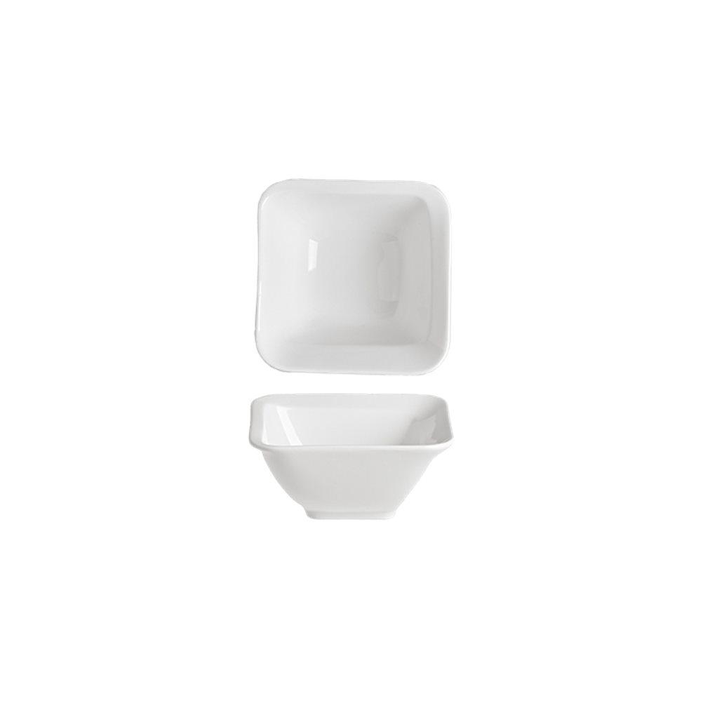 Μπωλ Πορσελάνης Τετράγωνο Βαθύ 9cm CoK Alar 176-RB1781-3.5 Σετ 6τμχ