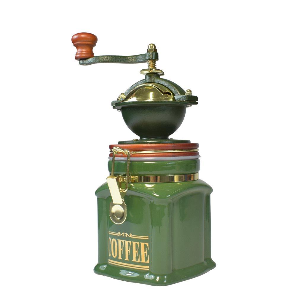 Κεραμικός Μύλος Καφέ 500ml Bisetti 61130
