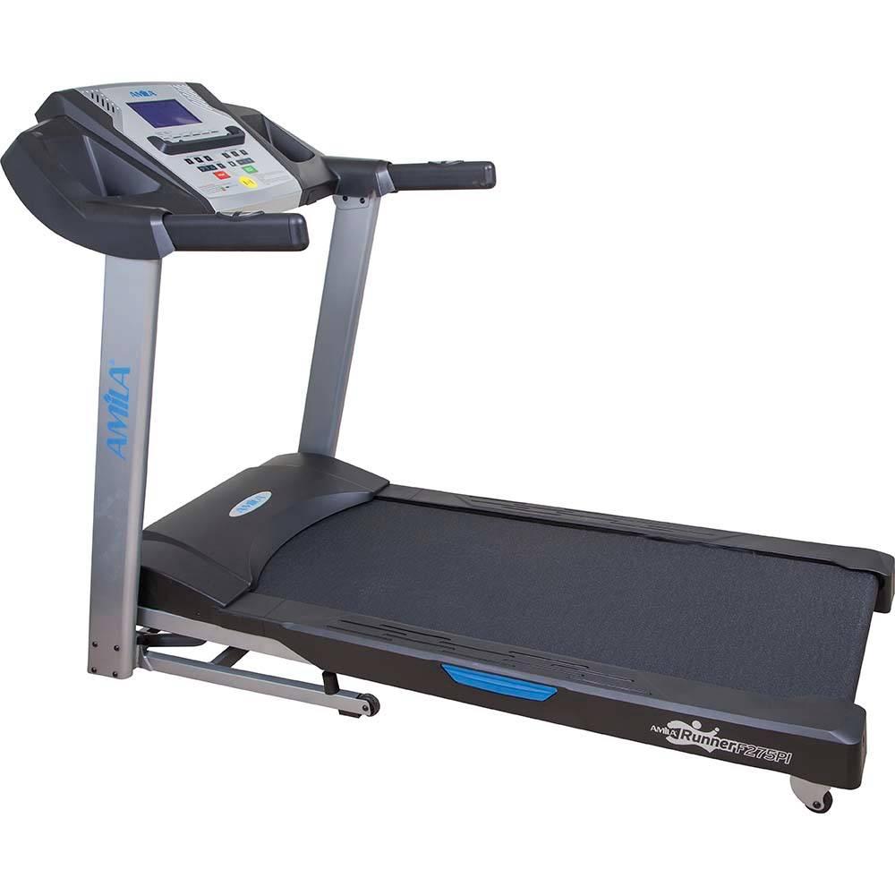 Διάδρομος Γυμναστικής Amila Runner F275PI 44854 paixnidia hobby organa gymnastikhs diadromoi