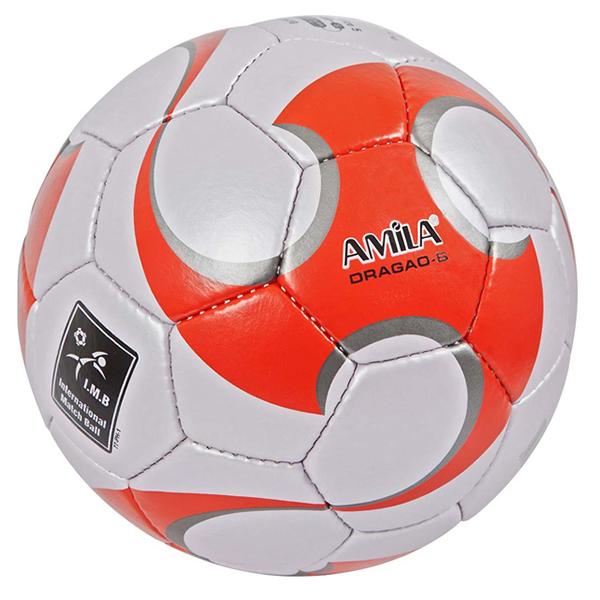 Μπάλα Ποδοσφαίρου Amila Dragao B No.5 41225 paixnidia hobby aulhmata podosfairo