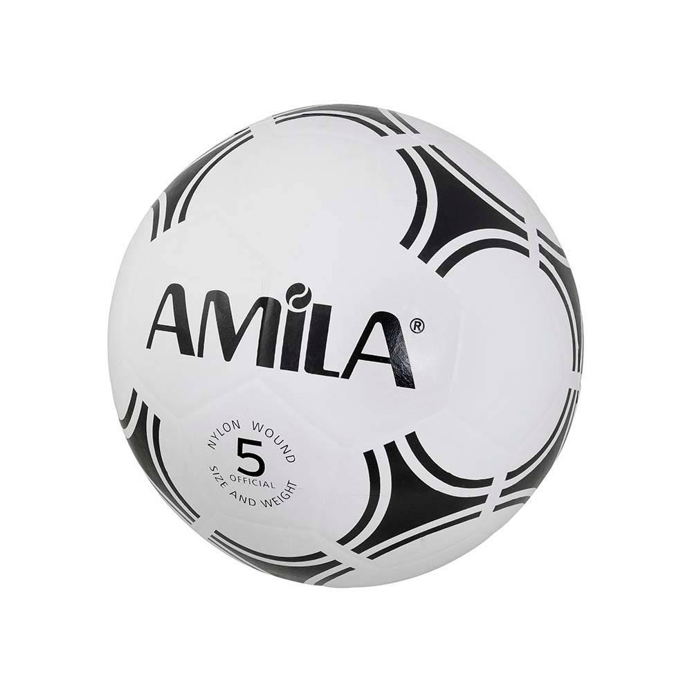 Μπάλα Ποδοσφαίρου Amila Κολλητή No.5 41753 paixnidia hobby aulhmata podosfairo