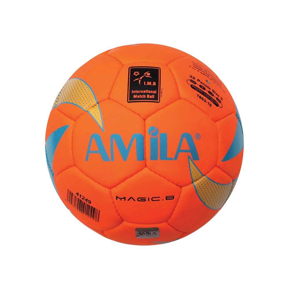 Μπάλα Ποδοσφαίρου Amila Magic B No.5 41249 paixnidia hobby aulhmata podosfairo