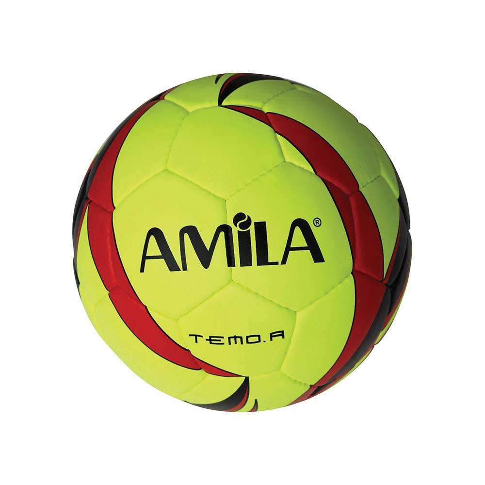 Μπάλα Ποδοσφαίρου Amila Temo R No.5 41295 paixnidia hobby aulhmata podosfairo