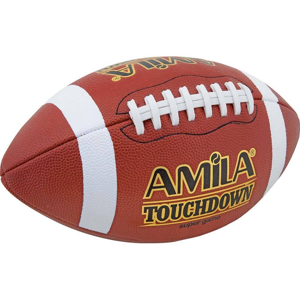 Μπάλα Rugby Amila 41533 paixnidia hobby aulhmata podosfairo