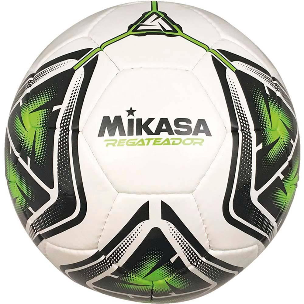 Μπάλα Mikasa Regateador No.5 41876 Πράσινη paixnidia hobby aulhmata podosfairo