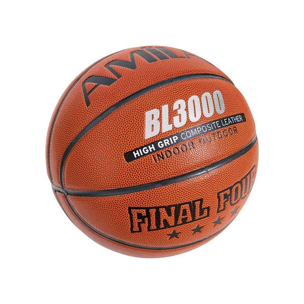Μπάλα Μπάσκετ Νο.7 Amila BL3000 41525 paixnidia hobby aulhmata mpasket