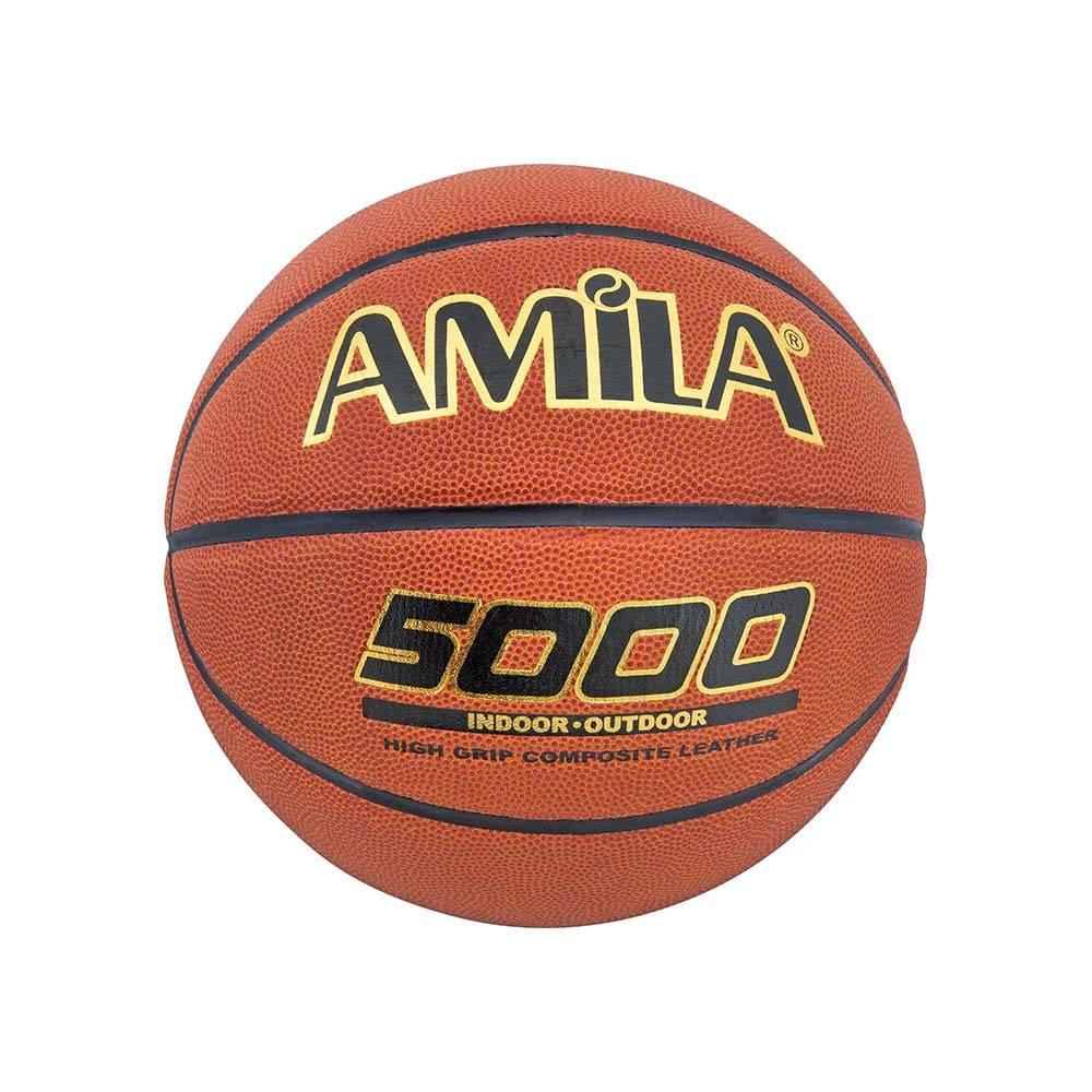 Μπάλα Μπάσκετ Amila Νο.7 41643 paixnidia hobby aulhmata mpasket