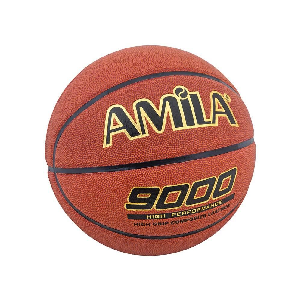 Μπάλα Μπάσκετ Amila Νο.7 41644 paixnidia hobby aulhmata mpasket