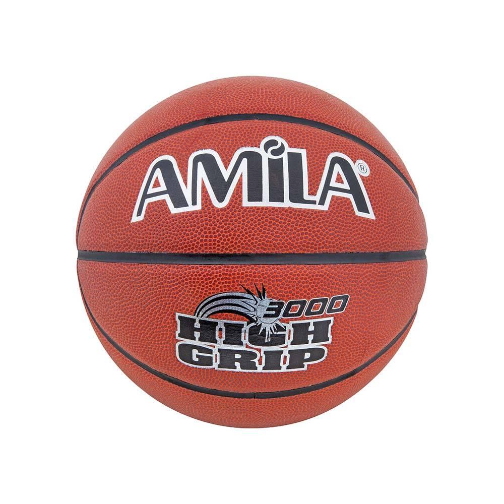 Μπάλα Μπάσκετ Amila Νο.7 41508 paixnidia hobby aulhmata mpasket