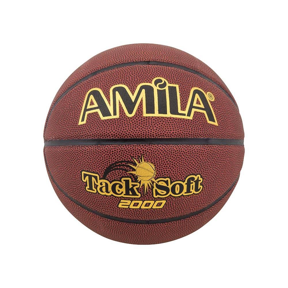 Μπάλα Μπάσκετ Amila Νο.7 41641 paixnidia hobby aulhmata mpasket