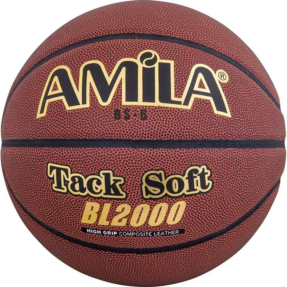 Μπάλα Μπάσκετ Amila Νο.6 41646 paixnidia hobby aulhmata mpasket