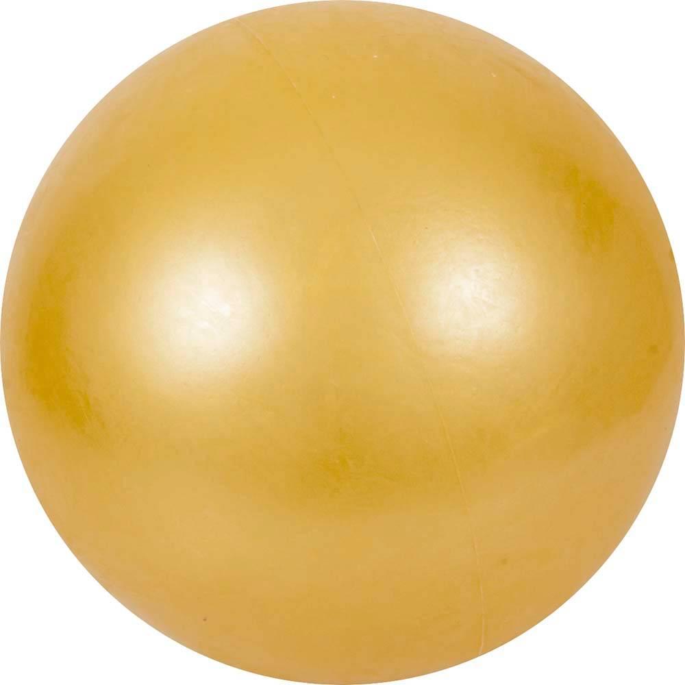 Μπάλα Ρυθμικής Γυμναστικής 16.5cm 47966 Κίτρινη paixnidia hobby aulhmata ryumikh gymnastikh