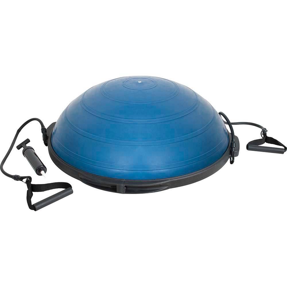 Μπάλα Ισορροπίας Dynaso με Λάστιχα 60cm 48037 paixnidia hobby organa gymnastikhs mikroorgana proponhshs