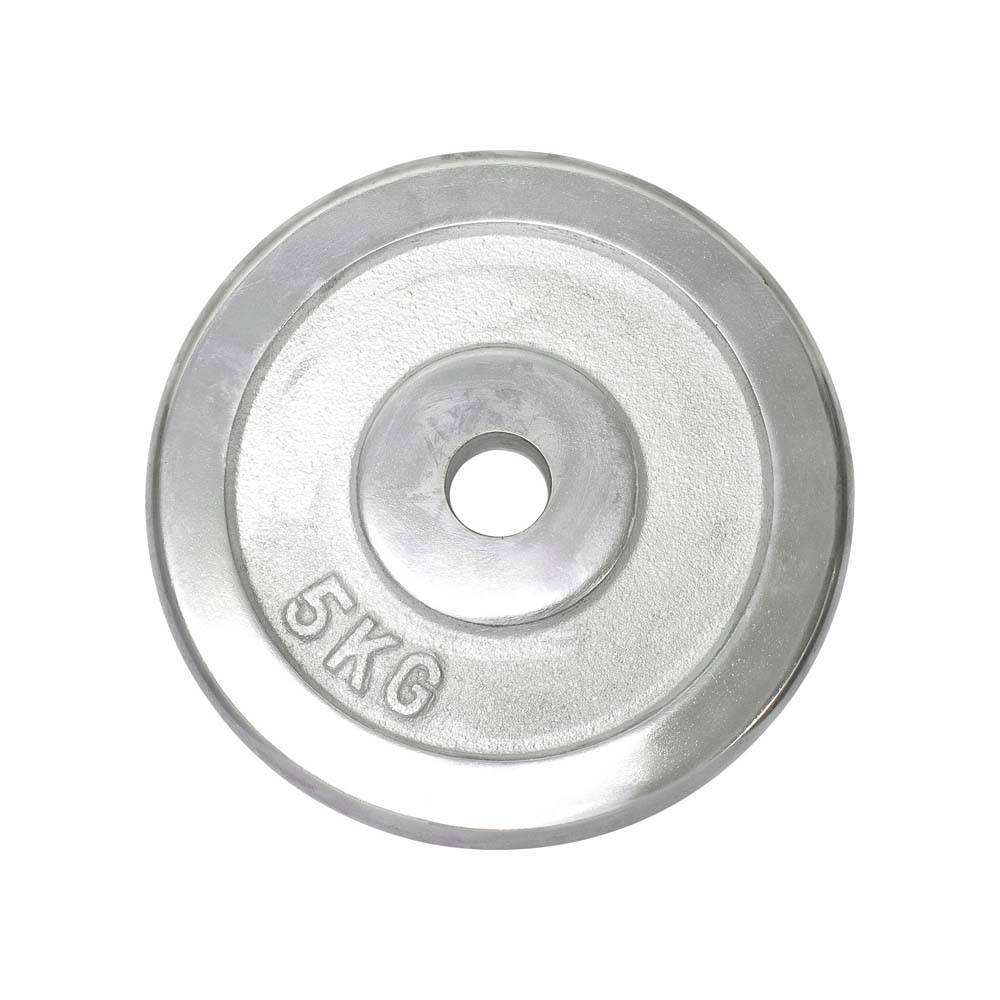 Δίσκος Χρωμίου 28mm 5kg 84503 paixnidia hobby organa gymnastikhs barh