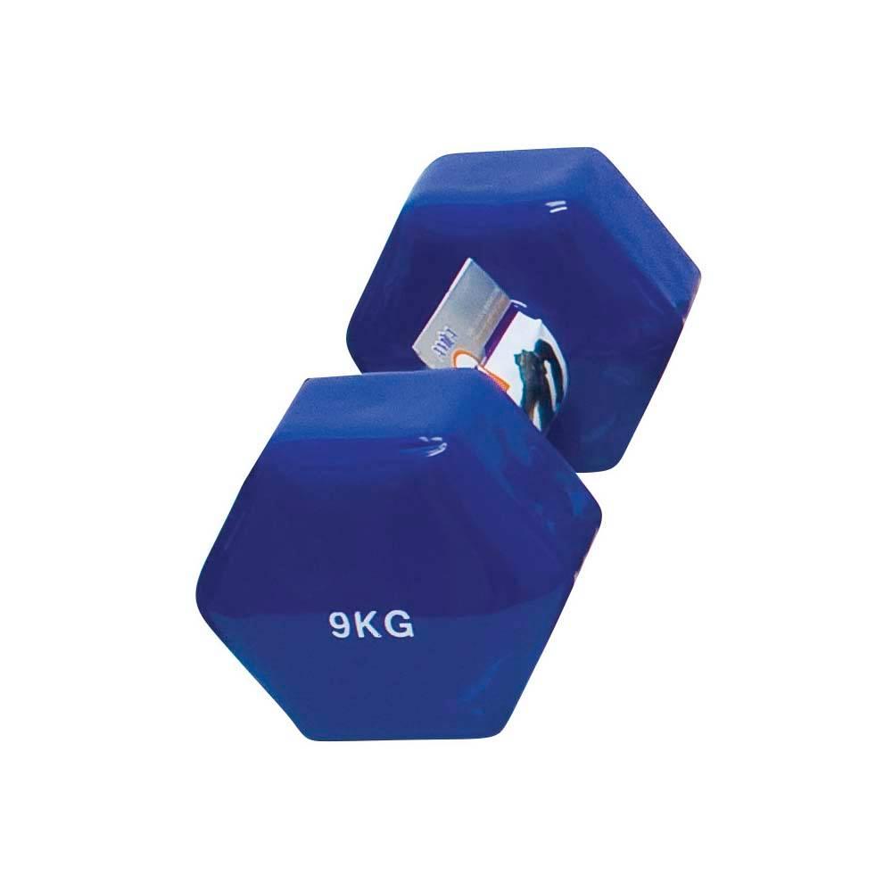 Βαράκι Πλαστικοποιημένο 9kg 44123 paixnidia hobby organa gymnastikhs barh