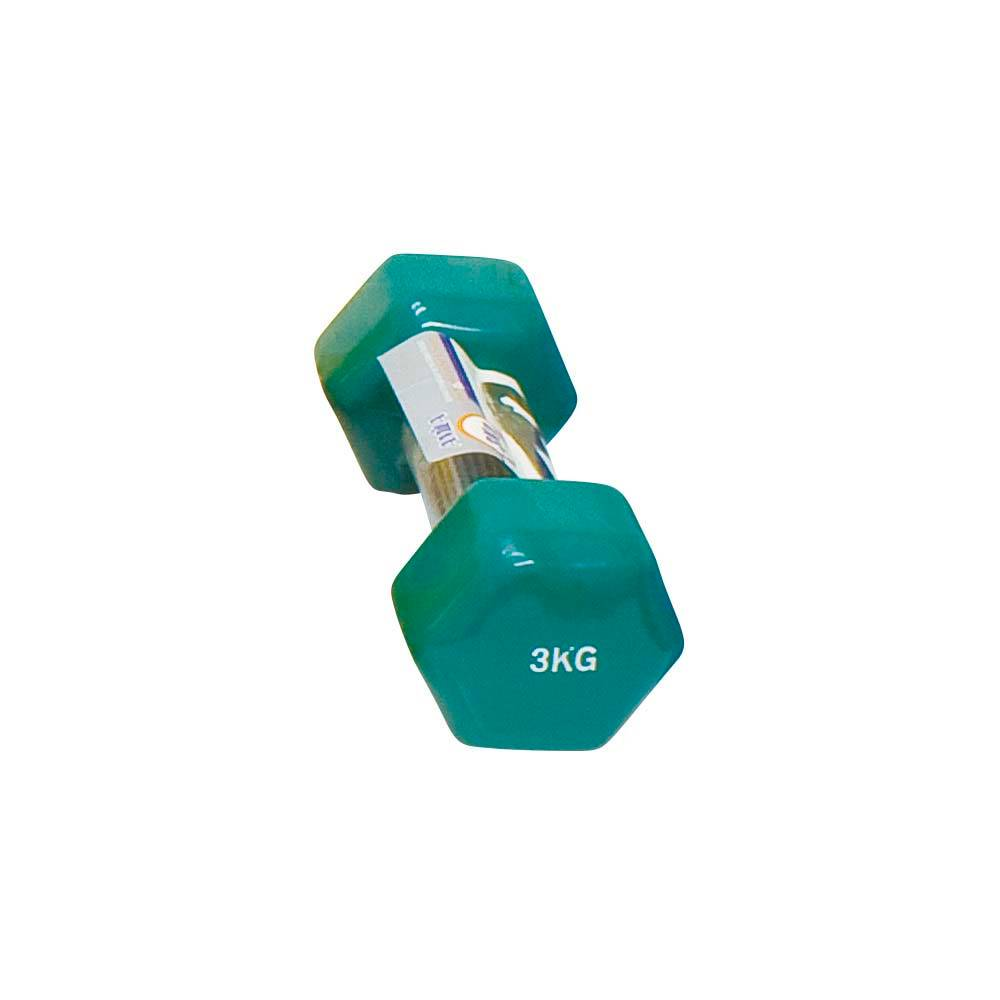 Βαράκι Πλαστικοποιημένο 3kg 44493 paixnidia hobby organa gymnastikhs barh