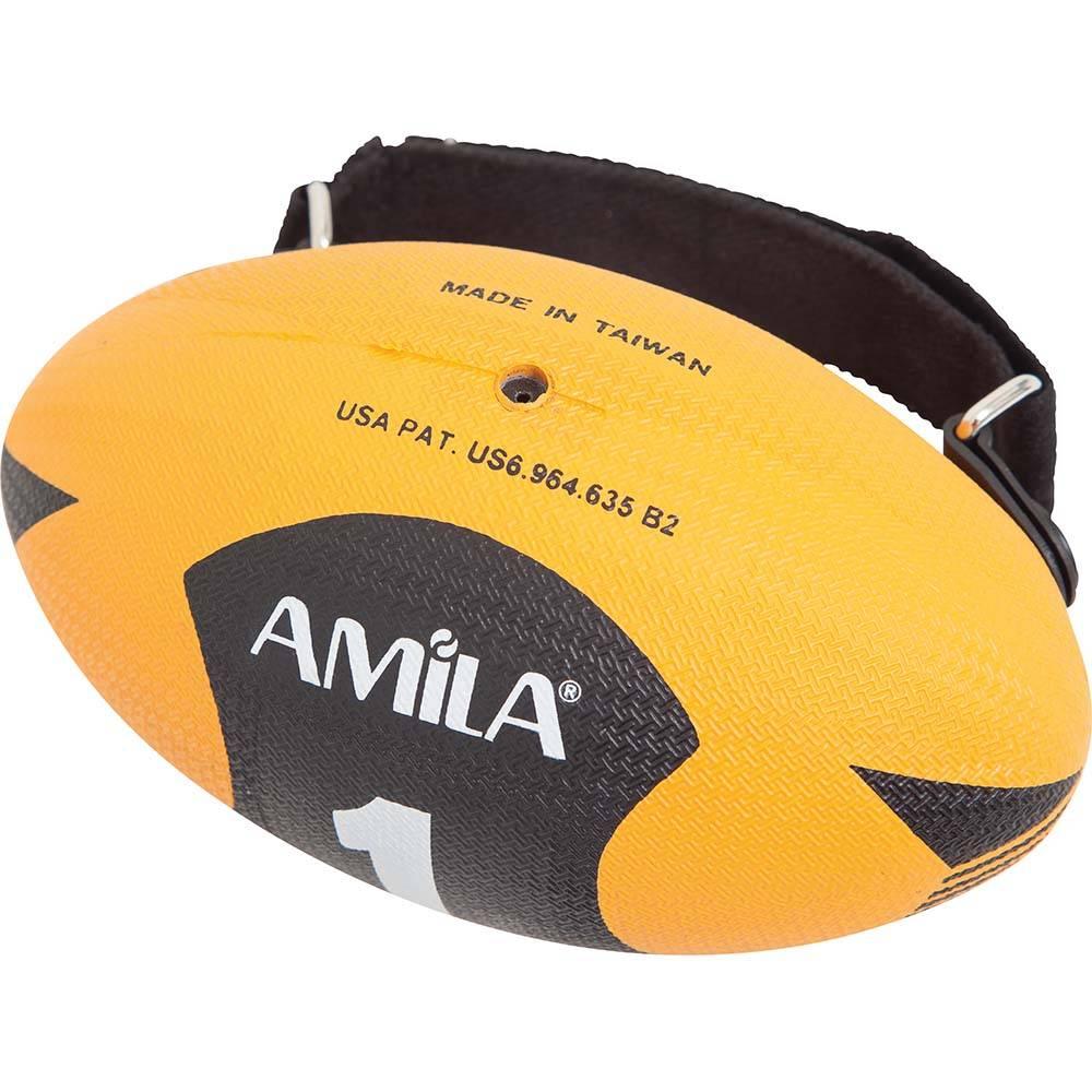 Handy Ball 1.00kg Amila 44697 paixnidia hobby ajesoyar gymnastikhs mikroorgana proponhshs