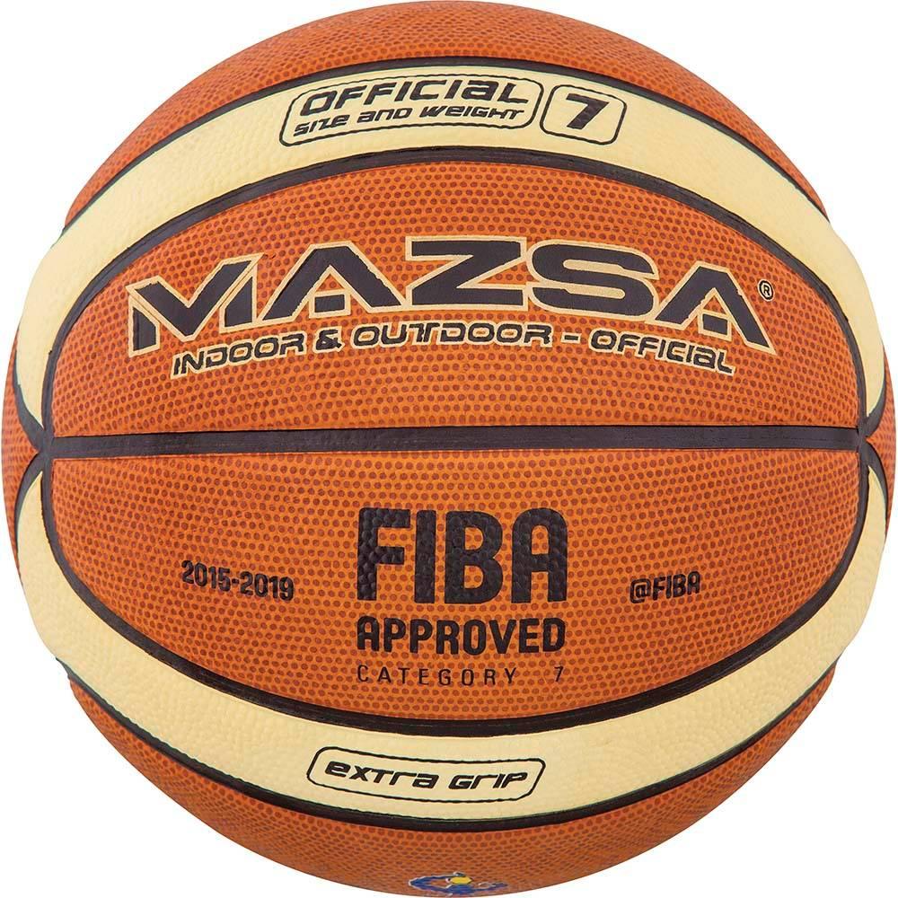 Μπάλα Μπάσκετ Cellular Rubber Νο.7 Mazsa 41510 paixnidia hobby aulhmata mpasket