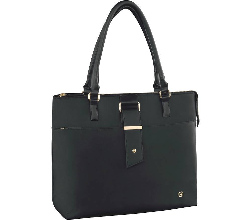 Τσάντα Laptop Wenger Γυναικεία ANA 16 601375 Μαύρη paixnidia hobby eidh tajidioy tsantes uhkes