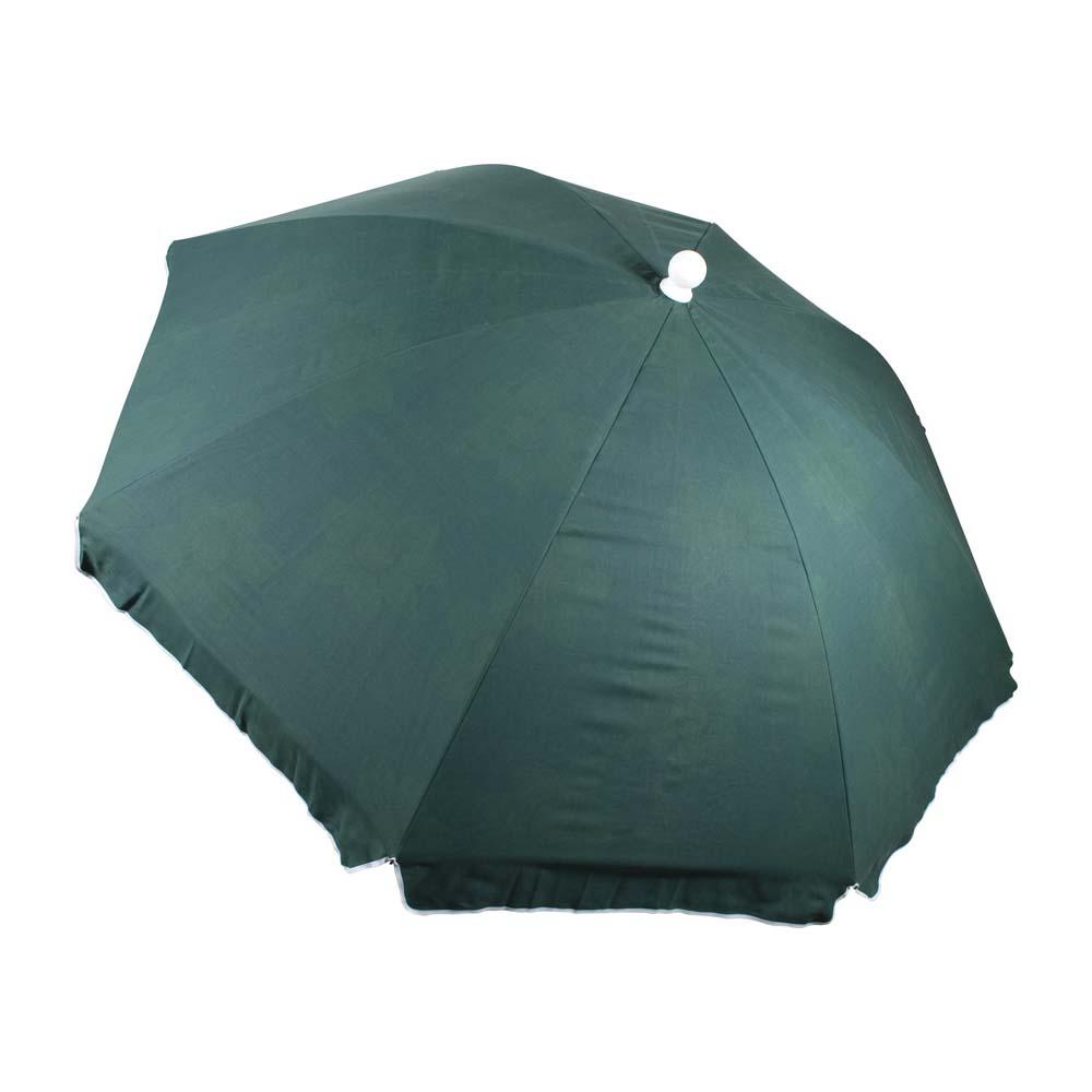 Ομπρέλα Παραλίας Διπλής Όψης 2m OEM 12021 Μπλε khpos outdoor camping epoxiaka camping ompreles ualasshs