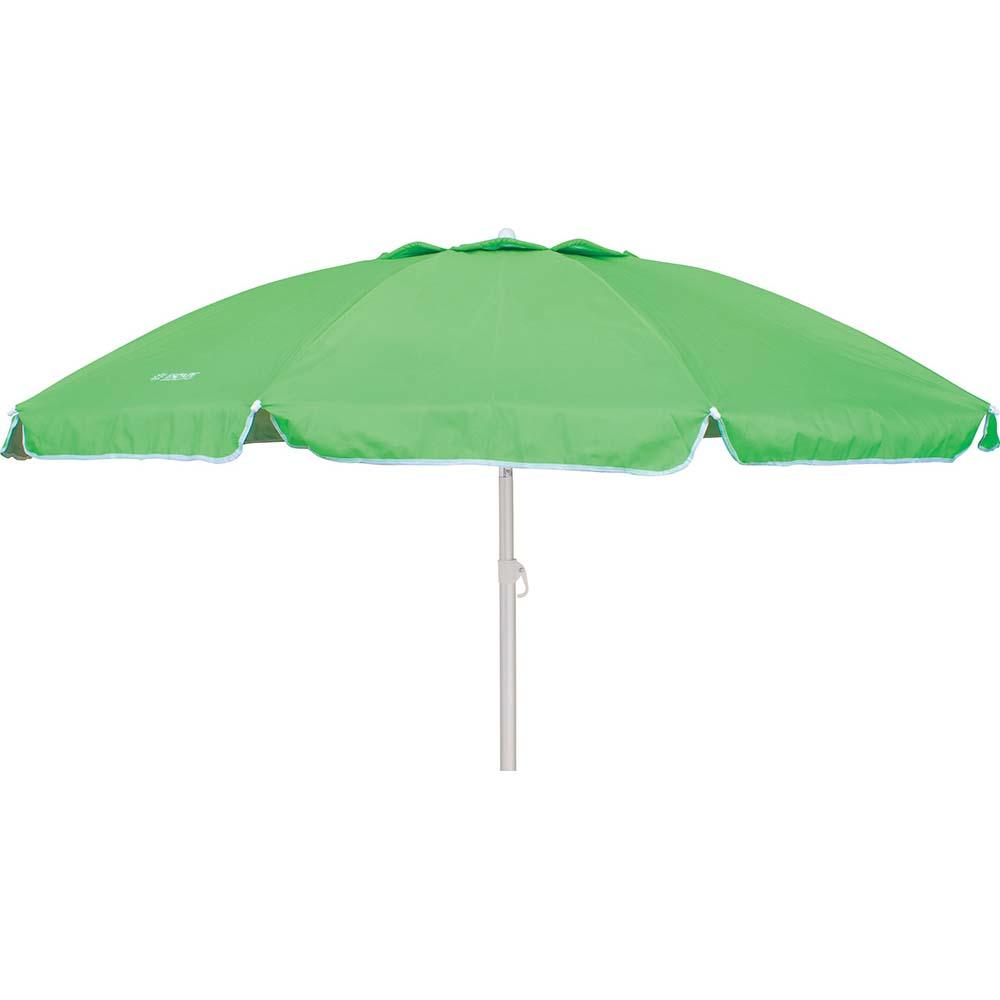 Ομπρέλα Παραλίας 2m Escape 12031 Πράσινο Ανοιχτό khpos outdoor camping epoxiaka camping ompreles ualasshs