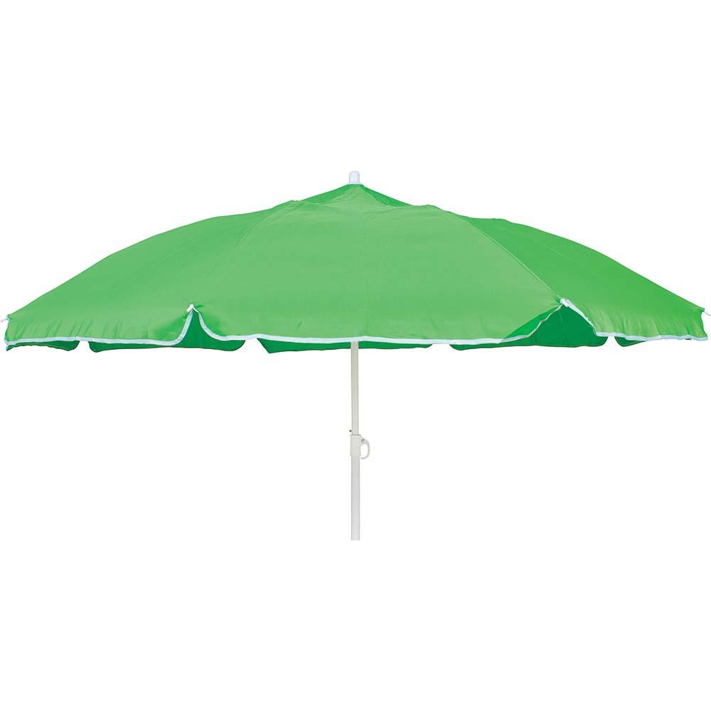 Ομπρέλα Παραλίας Δίσπαστη 1.8m Escape 12023 Πράσινο Ανοιχτό khpos outdoor camping epoxiaka camping ompreles ualasshs