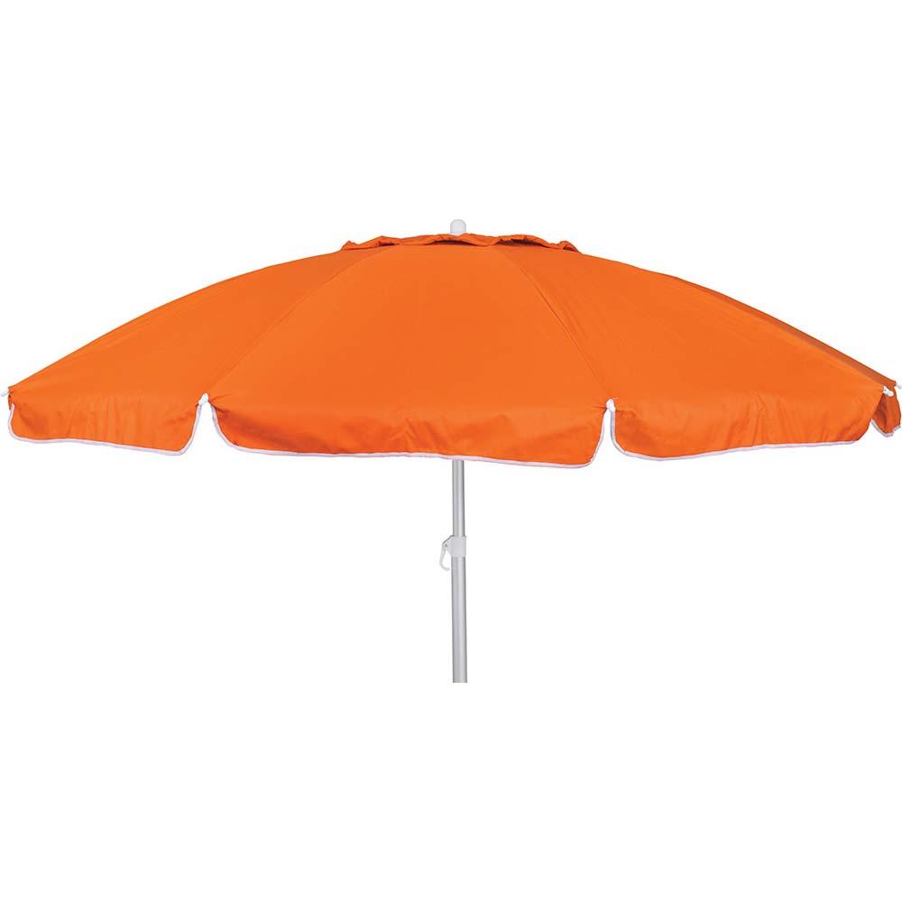 Ομπρέλα Παραλίας 2m Escape 12030 Πορτοκαλί khpos outdoor camping epoxiaka camping ompreles ualasshs