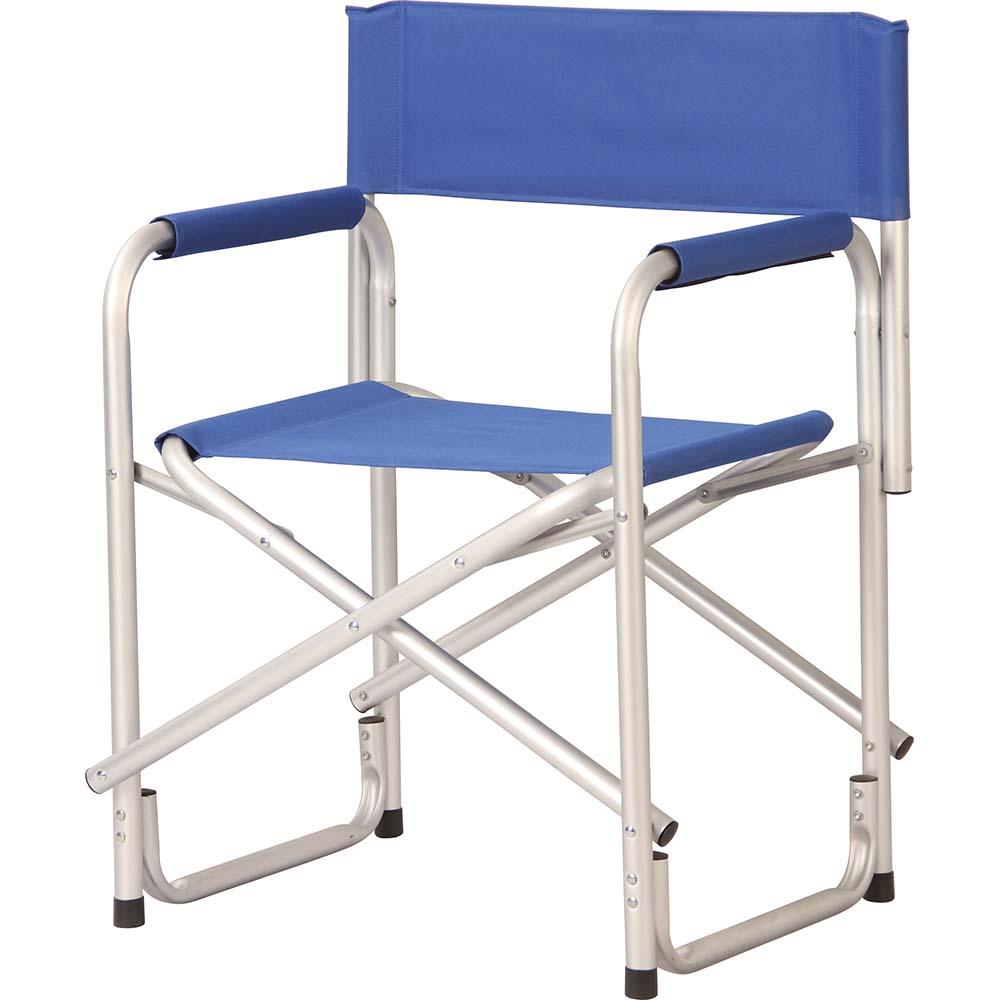 Καρέκλα Σκηνοθέτη OEM 15660 Μπλε khpos outdoor camping epoxiaka camping karekles paralias