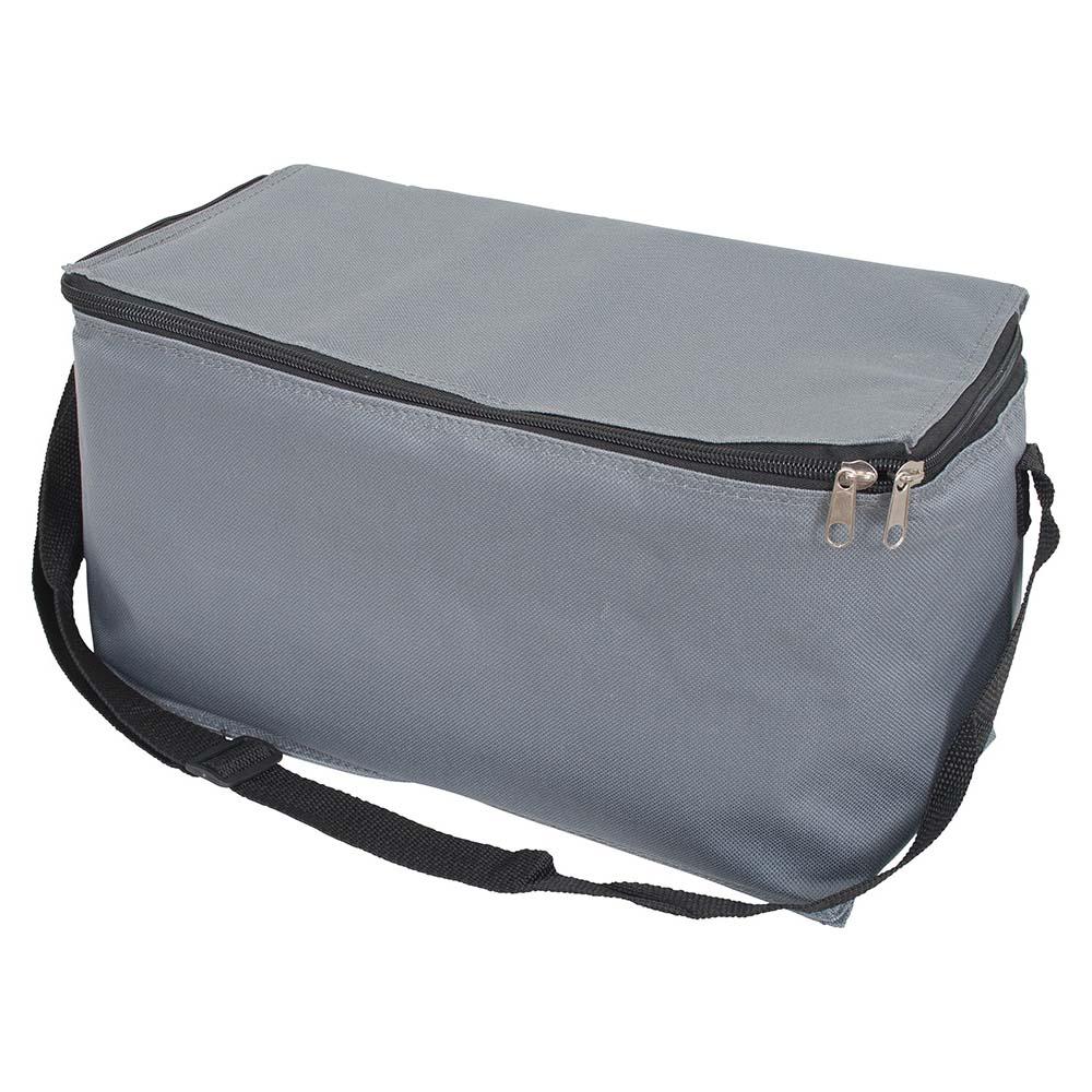 Ισοθερμική Τσάντα 14 lt OEM 13496 Γκρι khpos outdoor camping epoxiaka camping cygeia tsantes