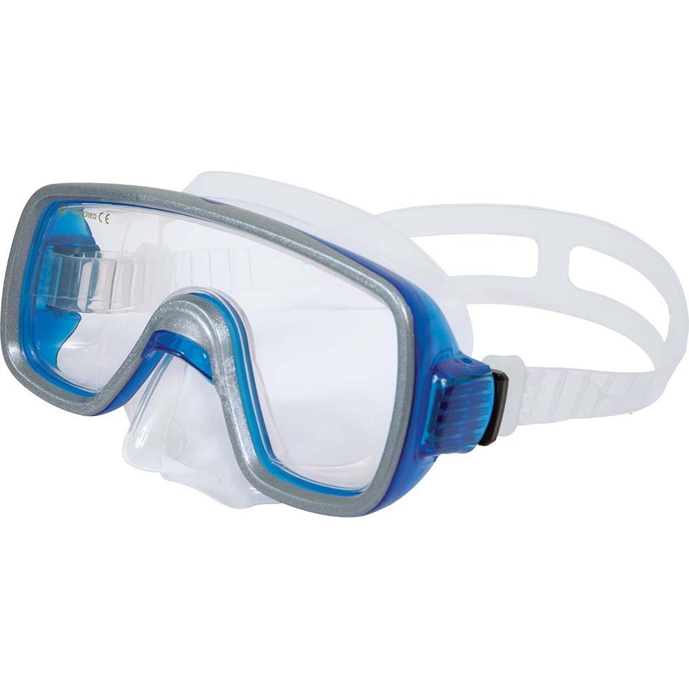 Μάσκα Θαλάσσης Salvas Sub Geo 52226 Διάφανη/Μπλε paixnidia hobby diving maskes