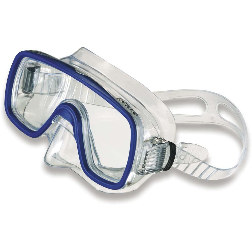 Μάσκα Θαλάσσης Salvas Sub Domino Large 52110 Διάφανη/Μπλε paixnidia hobby diving maskes