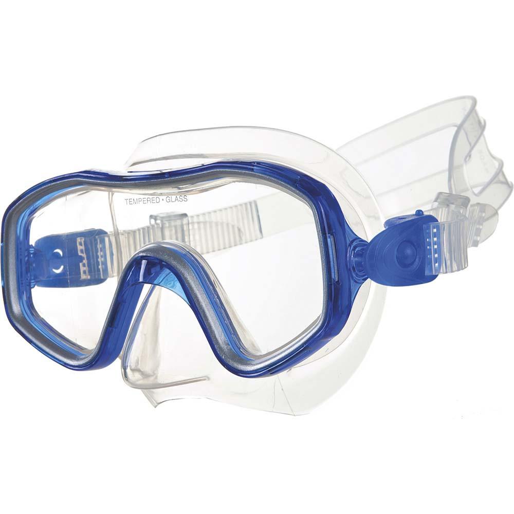 Μάσκα Θαλάσσης Salvas Sub Smile 52113 Διάφανη/Μπλε paixnidia hobby diving maskes